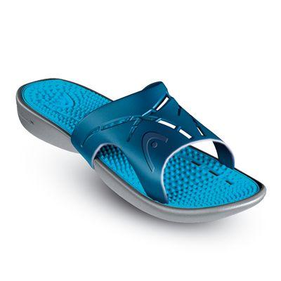Head Chrono Massage Pool Sandal-Blue