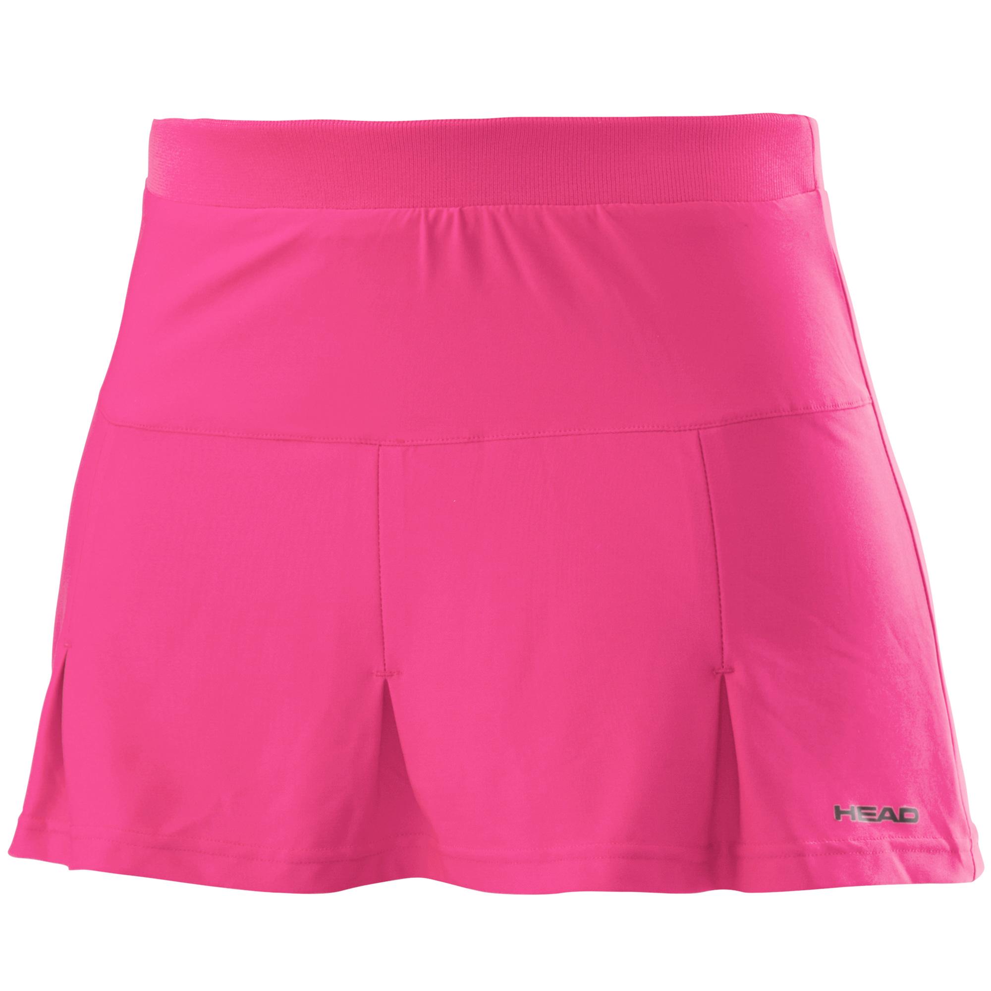 Head Club Basic Girls Skort - Pink, L