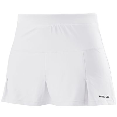 Head Club Basic Girls Skort-White