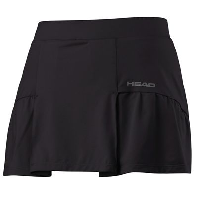 Head Club Basic Girls Skort - Black