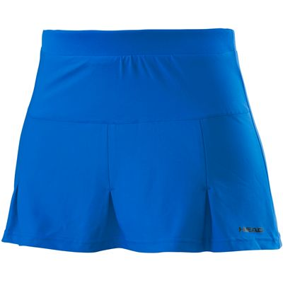 Head Club Basic Ladies Skort-Blue