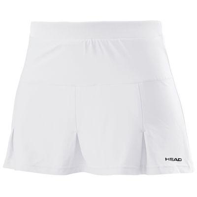 Head Club Basic Ladies Skort-White