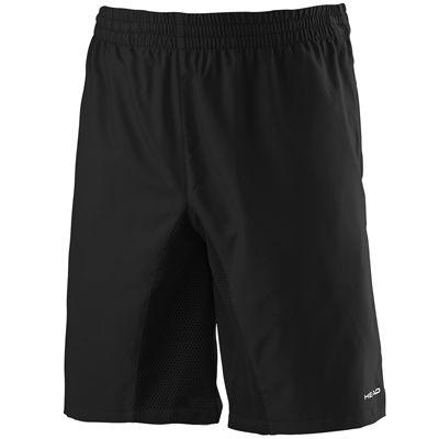 Head Club Bermuda Boys Shorts-Black