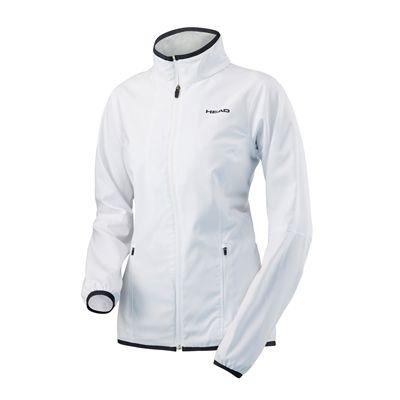 Head Club Ladies Jacket - White