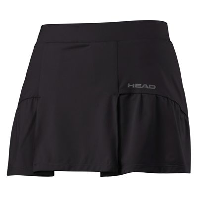 Head Club Ladies Skort - Black