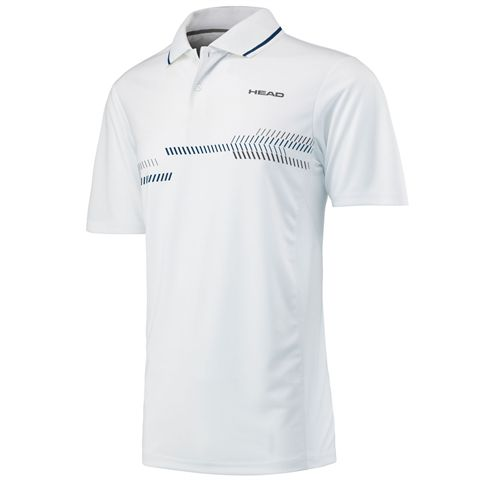Head Club Technical Boys Polo Shirt