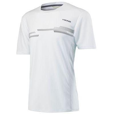 Head Club Technical Boys T-Shirt SS17