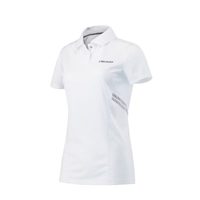 Head Club Technical Girls Polo Shirt
