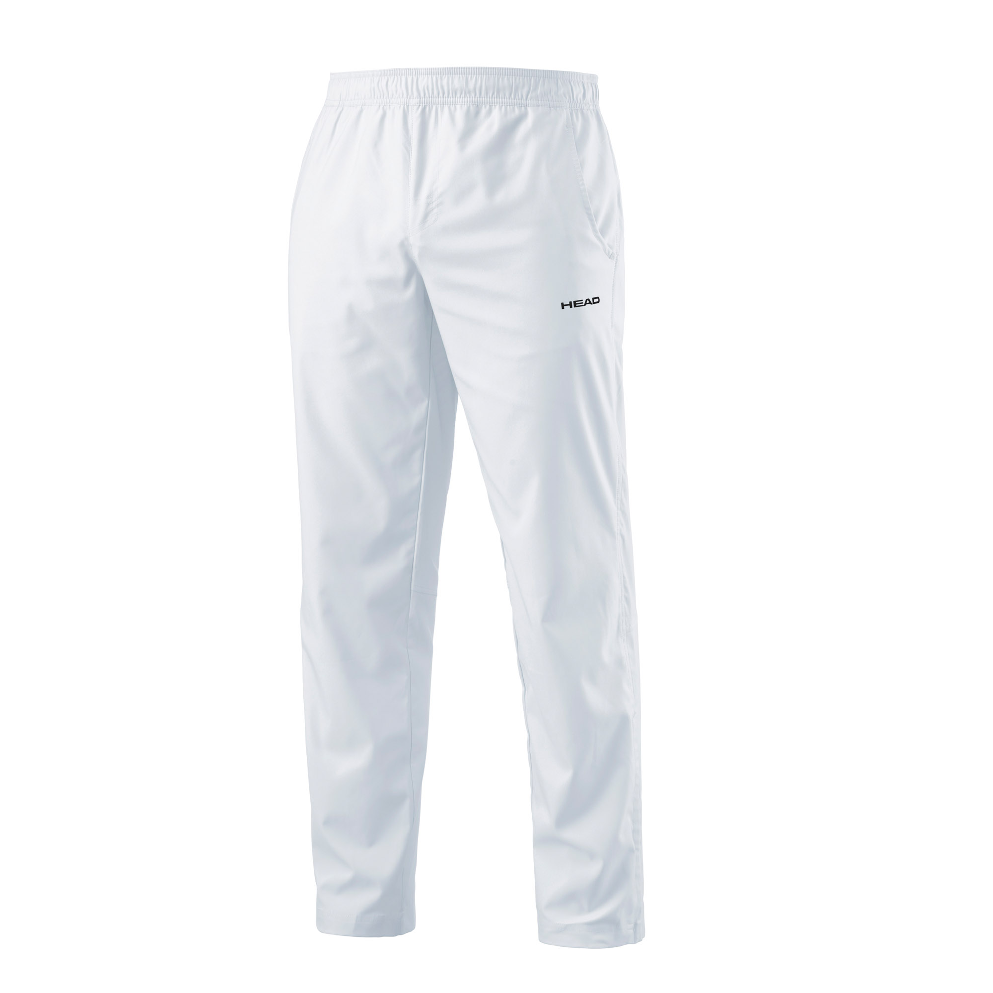 Head Club Woven Boys Pants - White, XXL