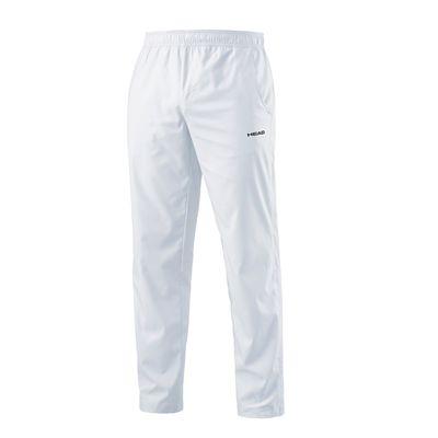 Head Club Woven Boys Pants - White