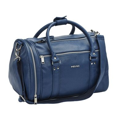 Head Contemporary St Moritz Holdall-Navy-Front
