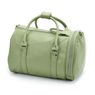 Head Contemporary St Moritz Holdall-Pale Green-Back