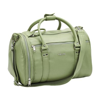 Head Contemporary St Moritz Holdall-Pale Green-Front