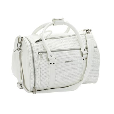 Head Contemporary St Moritz Holdall-White-Front
