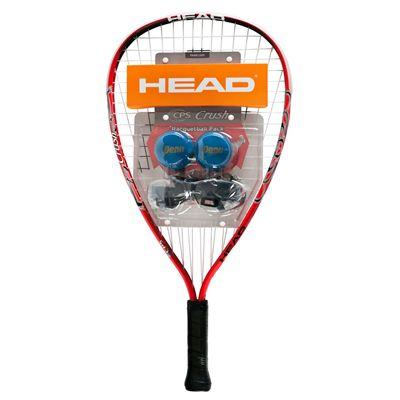 Head CPS Crush Racketball Pack