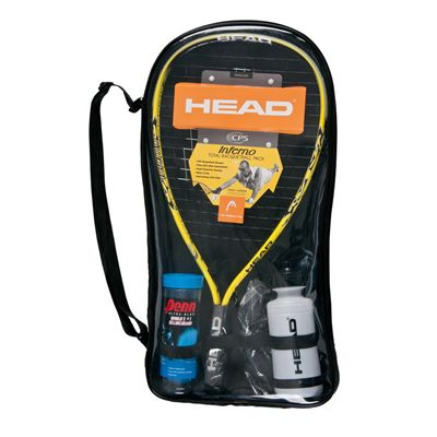 Head CPS Inferno Racketball Pack
