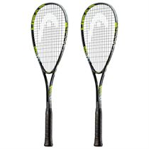 Head Cyber Edge Squash Racket Double Pack