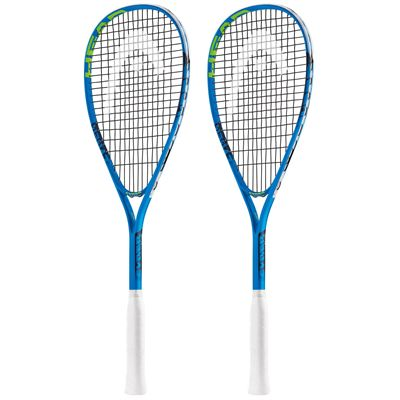 Head Cyber Elite Squash Racket Double Pack