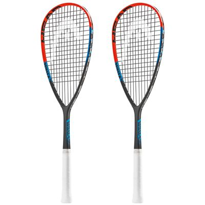 Head Cyber Tour Squash Racket Double Pack