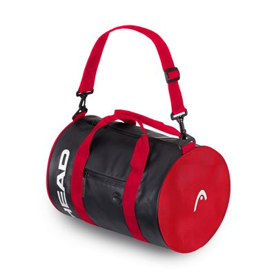 Head Daily Bag 16 - Black And Red