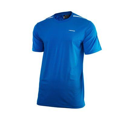 Head Discovery Mens T-Shirt - Blue/White