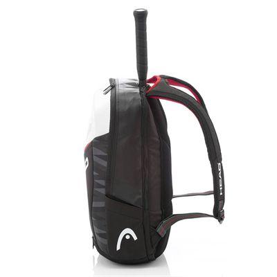 Head Djokovic Backpack AW17 - side