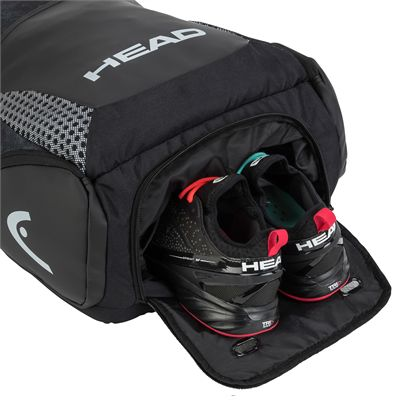 Head Djokovic Backpack SS20 - Shoes Compartment