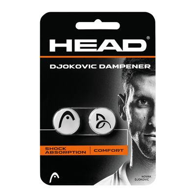 Head Djokovic Dampener - Pack of 2