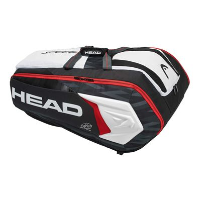 Head Djokovic Monstercombi 12 Racket Bag AW17