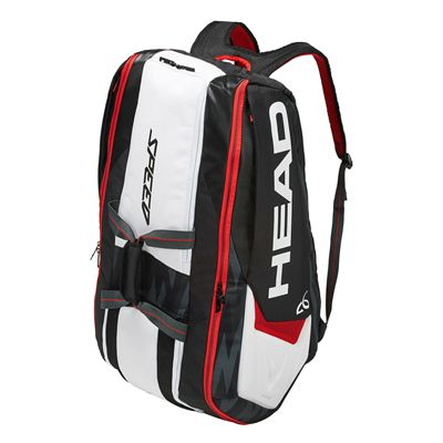 Head Djokovic Monstercombi 12 Racket Bag AW17 - Stand