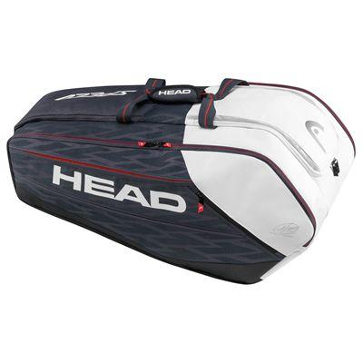 Head Djokovic Monstercombi 12 Racket Bag SS17