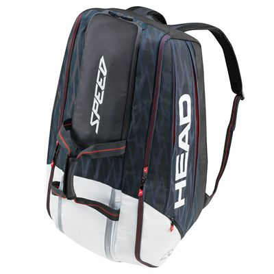 Head Djokovic Supercombi 9 Racket Bag SS17 - Front