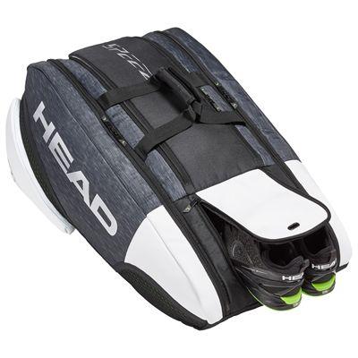 Head Djokovic Monstercombi 12 Racket Bag SS19 - Shoes