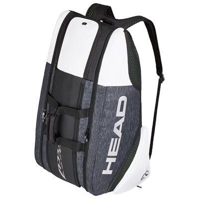 Head Djokovic Monstercombi 12 Racket Bag SS19 - Standing