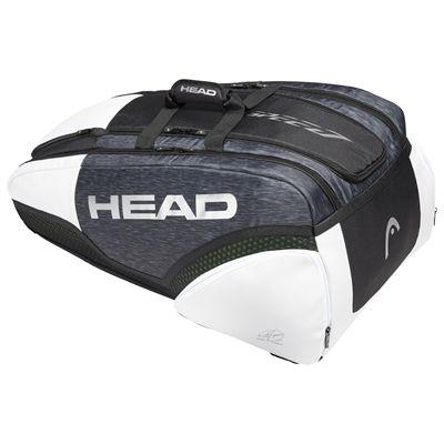 Head Djokovic Monstercombi 12 Racket Bag SS19