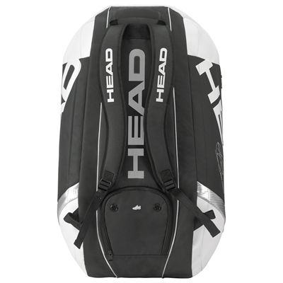 Head Djokovic Monstercombi Racket Bag 2014 - Top View