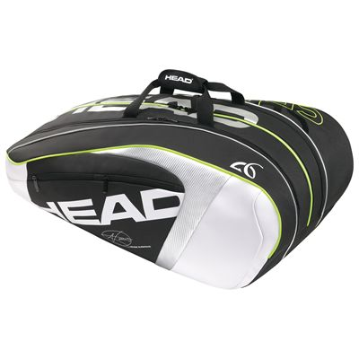 Head Djokovic Monstercombi Racket Bag 2014