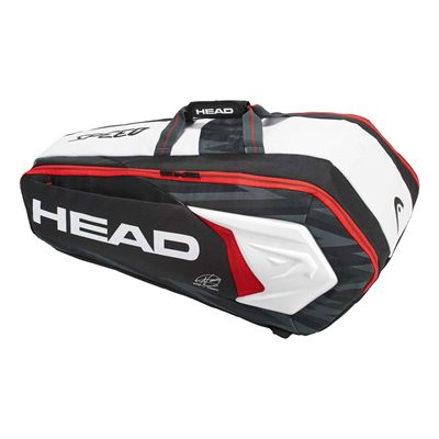 Head Djokovic Supercombi 9 Racket Bag AW17