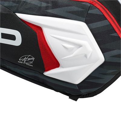 Head Djokovic Supercombi 9 Racket Bag AW17 - Zoomed