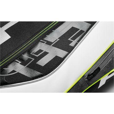 Head Djokovic Supercombi 9 Racket Bag SS16 Zip View