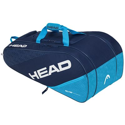 Head Elite All Court 8 Racket Bag SS20 - Blue