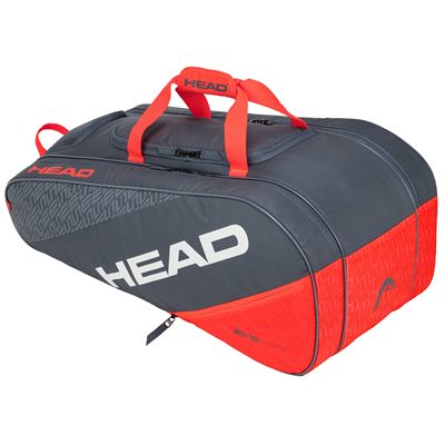 Head Elite All Court 8 Racket Bag SS20 - Orange