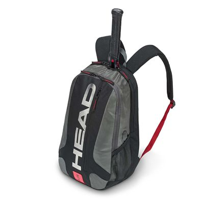 Head Elite Backpack SS19 - Black/Red