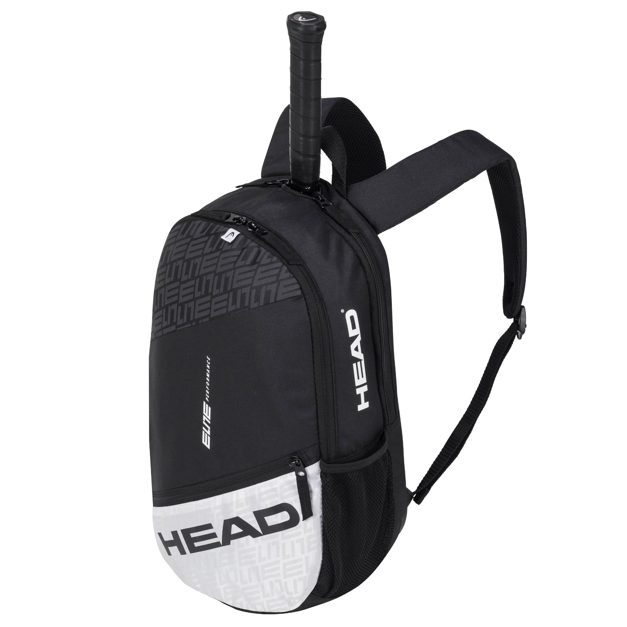 Head Elite Backpack - Black/White