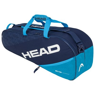 Head Elite Combi 6 Racket Bag SS20 - NavyBlue