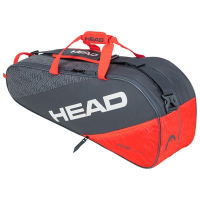 Head Elite Combi 6 Racket Bag SS20 - Orange