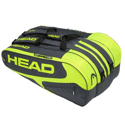 Head Elite Monstercombi 12 Racket Bag SS19