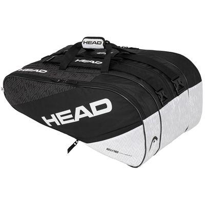 Head Elite Monstercombi 12 Racket Bag SS20 - Grey