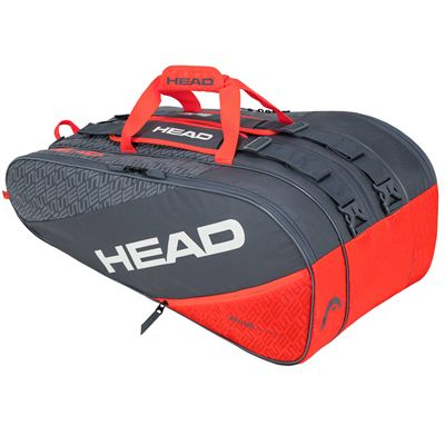Head Elite Monstercombi 12 Racket Bag SS20 - Orange