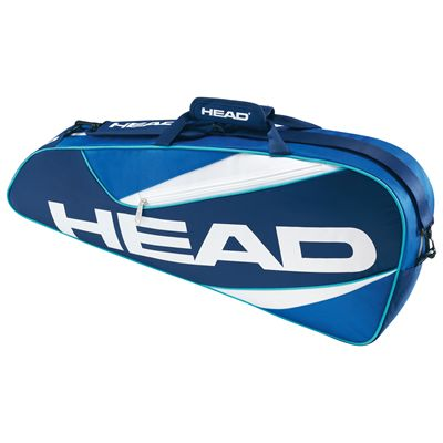 Head Elite 3R Pro Racket Bag-Blue